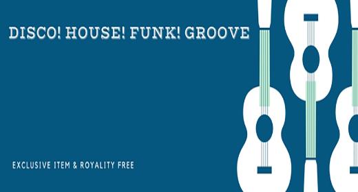 Disco House Funk Groove