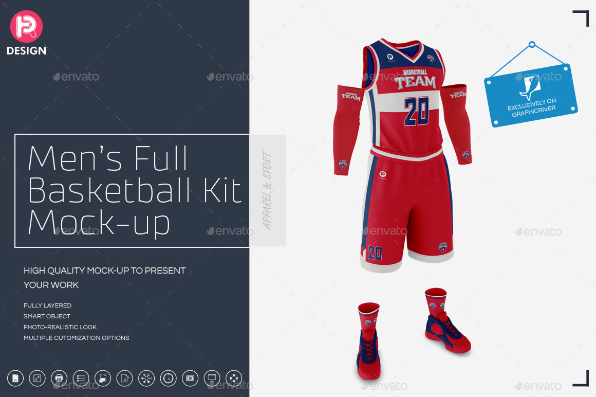 1383+ Download Mockup Jersey Basketball Psd Mockups Builder