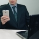 Businessman in Suit Using Phone and Laptop - VideoHive Item for Sale
