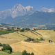 Landscape near Teramo (Abruzzi) at summer - PhotoDune Item for Sale