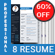 Resume/cv Bundle