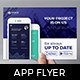 Mobile App Flyer Template - GraphicRiver Item for Sale