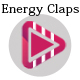 Short Energy Claps Logo