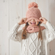 Winter portrait of little girl - PhotoDune Item for Sale