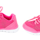 Pink training shoes for girls. - PhotoDune Item for Sale