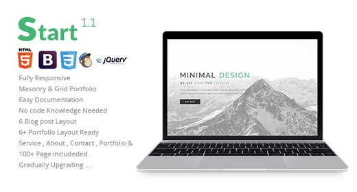 Best Html Template Collection