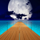 Bridge to Moon - VideoHive Item for Sale