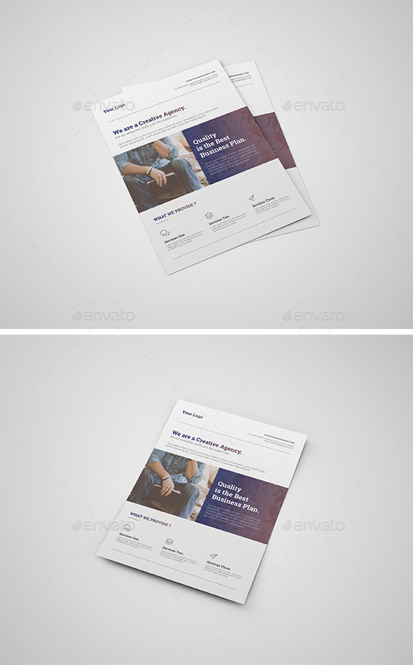 GraphicRiver Business Flyer 21109744