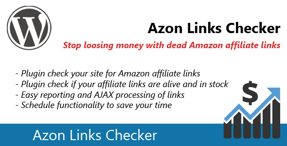 CodeCanyon Azon Links Checker 21061681