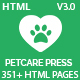 Pet & Shop - Pet Care - ThemeForest Item for Sale
