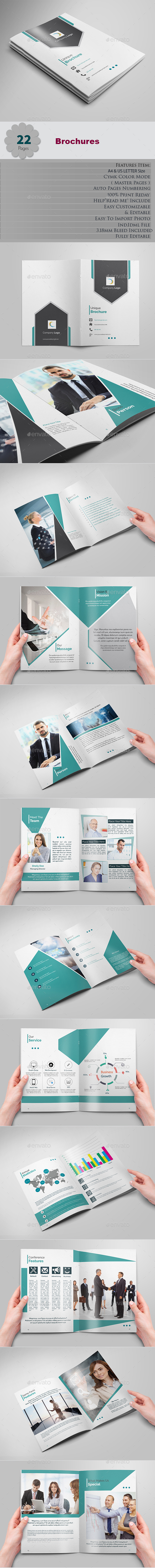 GraphicRiver Brochure 21109997