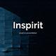 Inspirit Premium Powerpoint Template