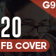 Facebook Cover Bundle - 20 Design