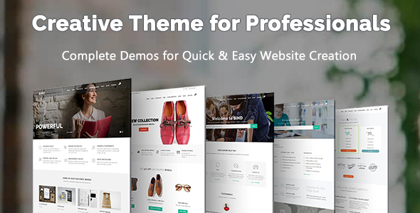 Image of Bind - Effortless Help Desk and Creative Multi-Purpose Theme