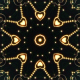 Chains Kaleidoscope - VideoHive Item for Sale