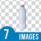 Free Download Dairy Containers and Bottles Collection Nulled