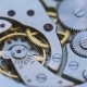Gears And Mainspring In The Mechanism Of A Watch - VideoHive Item for Sale