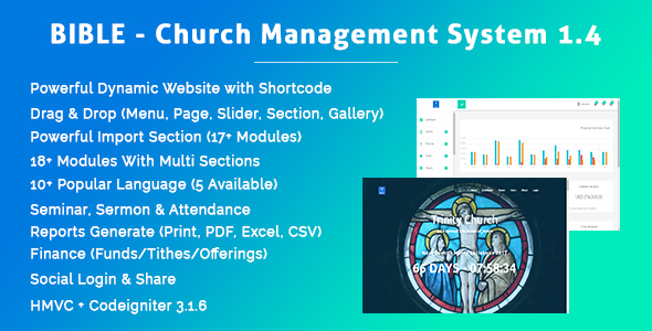 church management system What are users saying about church management system read real church management system reviews, pricing information and what features it offers.