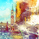 Full Watercolor Painting Photoshop Action - GraphicRiver Item for Sale