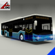 ISUZU Citiport Bus - 3DOcean Item for Sale