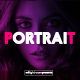 25 Premium Portraits Lightroom presets