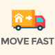 Move Fast - Relocation and Moving Service HTML5 Template - ThemeForest Item for Sale