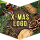 Winter Christmas Logo - VideoHive Item for Sale