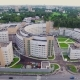 Clinical Infectious Diseases Hospital Botkin in the City of Saint-Petrsburg. Aerial View - VideoHive Item for Sale