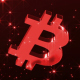 Falling Bitcoin Signs - VideoHive Item for Sale