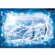 Winter Snowy Landscape in Frozen Frame - GraphicRiver Item for Sale