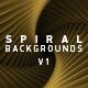 Spiral Backgrounds V1 - VideoHive Item for Sale