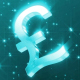 Pound Signs with Particles - VideoHive Item for Sale