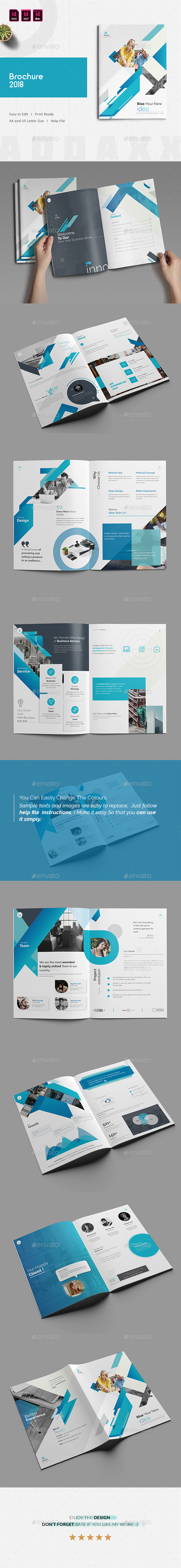 GraphicRiver Brochure 2018 21111613