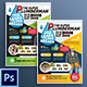 Plumbing Service Flyer - GraphicRiver Item for Sale