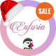 "Euforia - PrestaShop 1.7 Theme For Fashion ( With ""Ajax Filter Homepage"" Feature )"