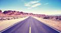 Desert road, travel concept picture. - PhotoDune Item for Sale