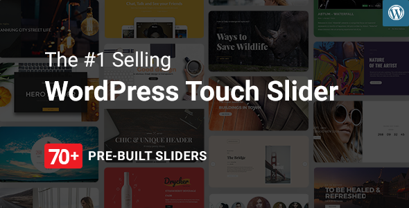 Master Slider - Advanced WordPress Slider Plugin