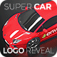 Supercar Logo Reveal - VideoHive Item for Sale