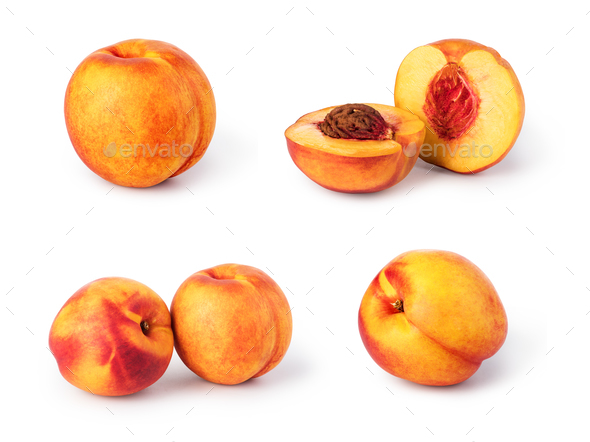 Nectarine - Stock Photo - Images