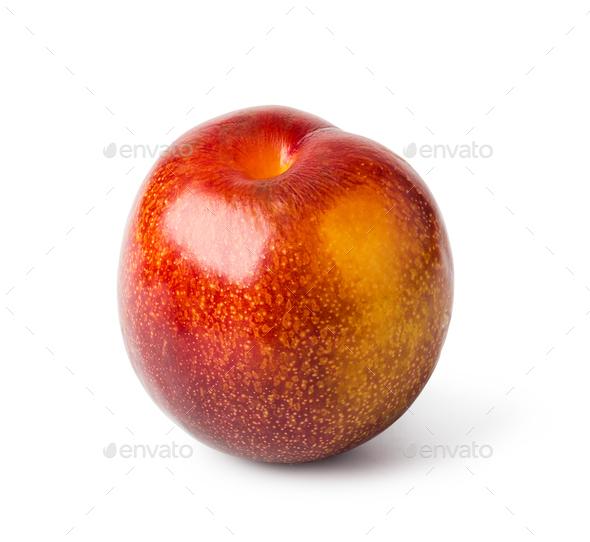 plum fruit - Stock Photo - Images