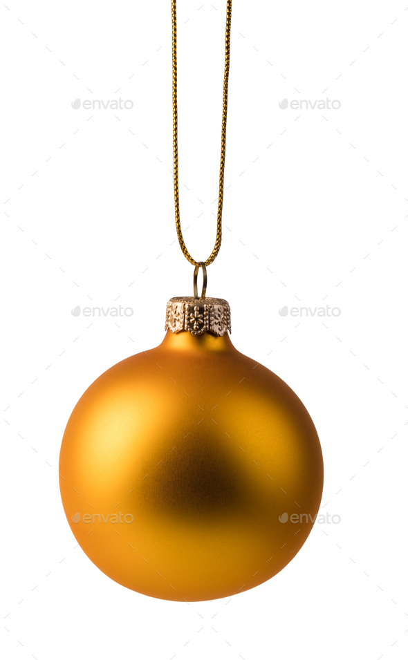 christmas bal - Stock Photo - Images