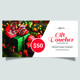 Christmas Gift Voucher V04 - GraphicRiver Item for Sale