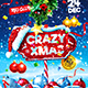 Christmas Celebration Poster vol.6 - GraphicRiver Item for Sale