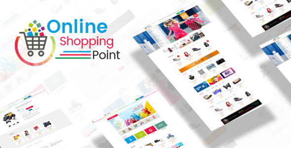 Online Shoping Point - Shopping Retail