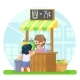 Lemonade Booth - GraphicRiver Item for Sale
