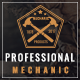 Mechanic Professional - Responsive WordPress Theme