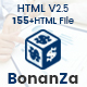 BonaZa - Business and Finance HTML Template - ThemeForest Item for Sale