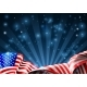 American Flag Patriotic or Political Design - GraphicRiver Item for Sale