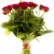 Red roses in vase  - PhotoDune Item for Sale