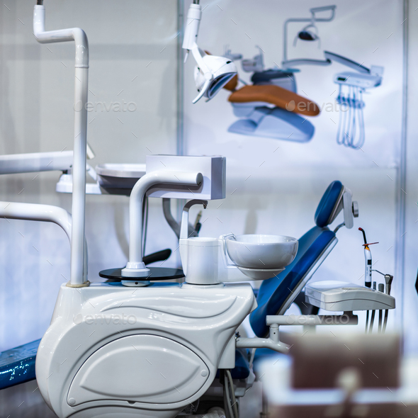 Dentistry chair - Stock Photo - Images